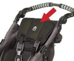 EIO Push Chair - Replacement Head Support