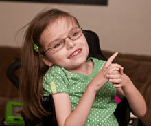 Living With...Rett Syndrome